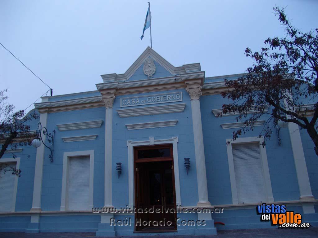 casas de gobierno